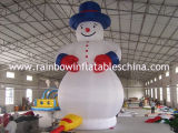 Inflatable Christmas Decoration White Snowman (RB20029)