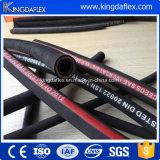 En856 4sh High Pressure Steel Wire Reinforced Hydraulic Hose