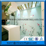 Good Quality Printing Decoration Tempered Glass Price