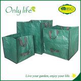 Onlylife Home Garden Bag PP Outdoor Heavy Duty Leaves Bag