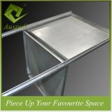 600*600 High Quality Swing Down Aluminum Sqaure Ceiling