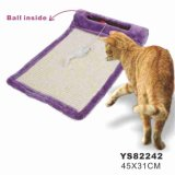 Wicker Cat Bed, Cat Toy Scratcher (YS82242)