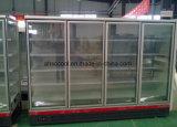 1800L Commercial Glass Door Drink Cooler Upright Display Fridge