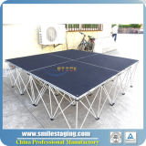 Wholesale Grey Color Portable Stage for Outdoor Concert (RKV1-SQ1010C)