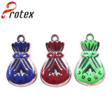Top Quality Custom Lucky Bags Decorative Plastic Ornament
