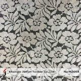 Allover Nylon Cotton Lace Fabric Wholesale (M3068)