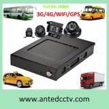 4/8 Channel HD HDD Bus DVR for CCTV Surveillance System