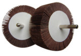 Abrasive Flap Wheel with Shafts