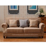 Classic Living Room Fabric Sofa