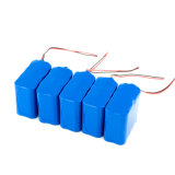 12V 7ah Lithium Ion 18650 Battery Pack with BMS
