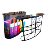 Supermarket Promotion Counter Tradeshow Exhibition Counter Pop up Table