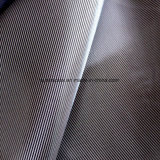 Polyester Twill Taffeta Fabric with Antistatic for High Grade Suit Lining