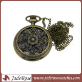 Fashion Watch Alloy Pocket Watch Necklace Chain Gift