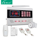 Wireless GSM Home Alarm System with APP and Ten Language Optional