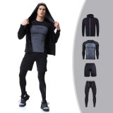 2019 Fitness Comfortable Gym Winter Sportswear for Men Compression Jacket