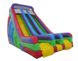 Colorful Standard Slide Bouncy Slide Inflatable Slide