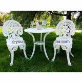 Hot Sale Aluminum Cheap 3-PCS Set Outdoor Garden Furniture