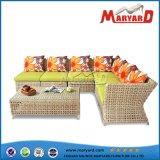 Factory Supplies Natural Handmade Wicker Garden Sofa Set/Outdoor Rattan Furniture Garden Furniture/ Cheap Sofa Bed