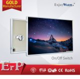 ERP Lot20 Good Quality Infrared Carbon Film Far IR Heater Panel with Aluminum Frame
