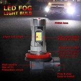 LED Fog Light Bulb Cool Xenon White H8 H16 LED Bulbs 3200lm 27 SMD Chips 6000K Fog Lights