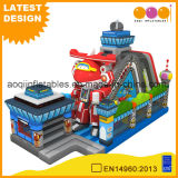 Factory Price Airport Fun City Inflatable Amusement Park for Sale (AQ01741)