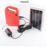 Dsola Super Cheap Wear-Resisting Mobile Solar Panel System