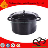 Round Big Stock Pot with Handle