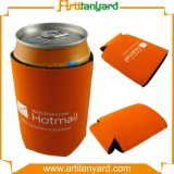 Hot Sale Neoprene Can Cooler with Lanyard