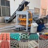 Qt4-26 Cheap Hydraulic Pressure Cement Block Making Machine in China