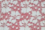 Floral Pattern Lace Fabric, Delicate and Elegant From China Ls100012