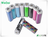 Promotional Lipstick Power Bank with 1 Year Warranty Low Cost (WY-PB05)