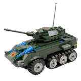 14881003-Red Alert 3 Series Multifunctional Soviet Infantry Car Building Block Toy Military Compatible Famous Brand