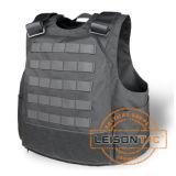 Body Armor Vest Adopting 1000d Waterproof and Flame Retardant Nylon
