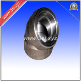 ASME Carbon Steel Forged 45 Degree Elbow (YZF-E509)