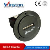 Sys-5 Industrial Hour Number Counter