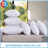 China Factory Whlosale Goose/Duck Feathers Down Fill Pillow/ Chair Cushion for Hotel