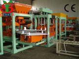 Qt6-15 Fully Automatic Concrete Solid Brick Making Machine/Cement Brick Machinery in Nigeria
