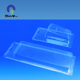 Clear PVC Blister Tray Clamshell Package Material PVC Sheet