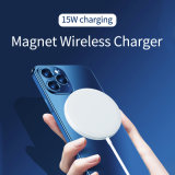Factory Direct Sale High Quality Magsafe Wireless Charger 15W Magnetic Charger for iPhone 12