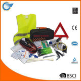 Premium Car Emergency Roadside Assistance Kit with Jumper Cables
