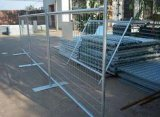 Hot Dipped Galvanized Temporary Fencing