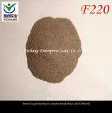 Brown Aluminum Oxide Grit & Powder for Polishing Media