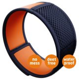 Rechargeable Safe for Childrennatural Citronella Anti-Mosquito Wristband