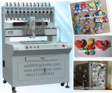High Quality Personalized PVC Fridge Magnet Making Machine