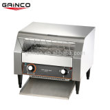 Kitchen Equipment Electric Stainless Bread Conveyor Toaster 300 Slices
