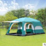 5-8 Person Outdoor Pop up Dome Camping Tent with Waterproof