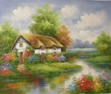 Reproduction of Thomas Garden Oil Paintings for Home Decoration
