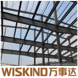 Prefabricated H-Section Multi-Span Light Steel Structure Warehouse Building Workshop