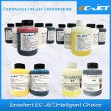Ec-Jet High Quality 4 Colors Eco Sublimation Ink Printing Sublimation for Videojet Domino Linx Markem Imaje Kgk Hitachit Printer