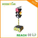 Height Flexible Solar Traffic Signal Lights, Solar Traffic Sign
